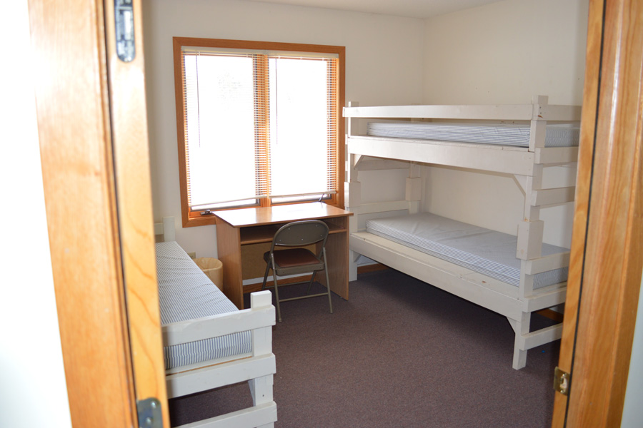 Eagle's Nest Sleeping Room