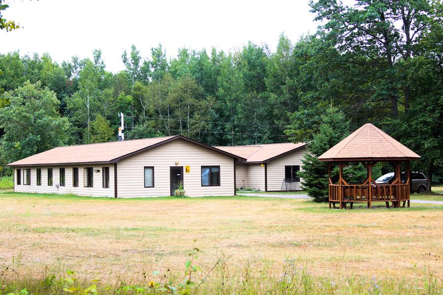 Eagle's Nest building